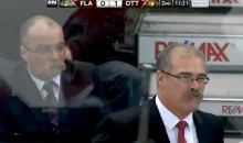Paul Maclean's Doppelgänger Was Sitting Right Behind the Senators' Bench Last Night (Videos)