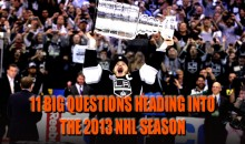 11 Big Questions Heading Into the 2013 NHL Season
