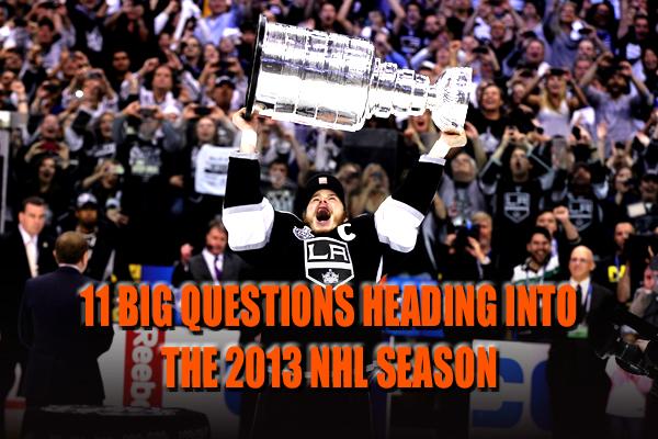 quesitons storylines 2013 nhl season