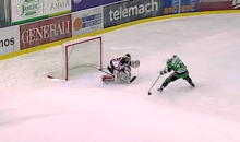 Mike Ratchuk Scores Awesome Ankle-Breaking Goal In Hockey Shootout (Video)