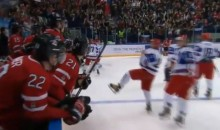 Russians Taunt Team Canada After Winning Bronze at the IIHF World Junior Hockey Championships (Video)