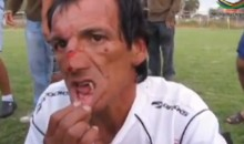 Referees Brutally Attacked During Amateur Soccer Game in Chile (Video)