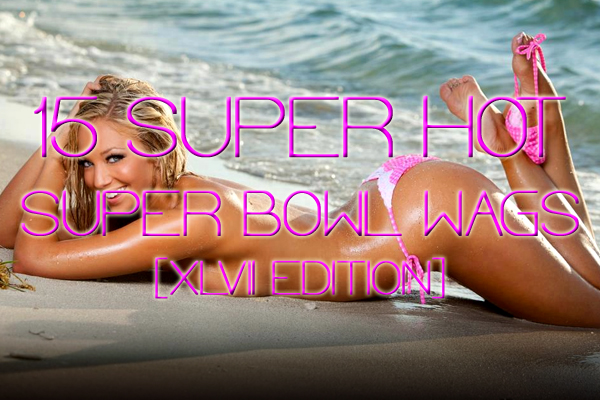 super bowl xlvii wags 2013