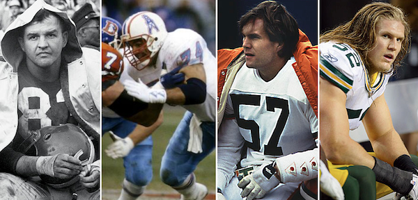 the matthews family (clay sr jr iii and bruce) - nfl families