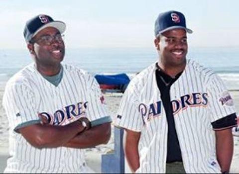 tony and chris gwynn - baseball brothers same team