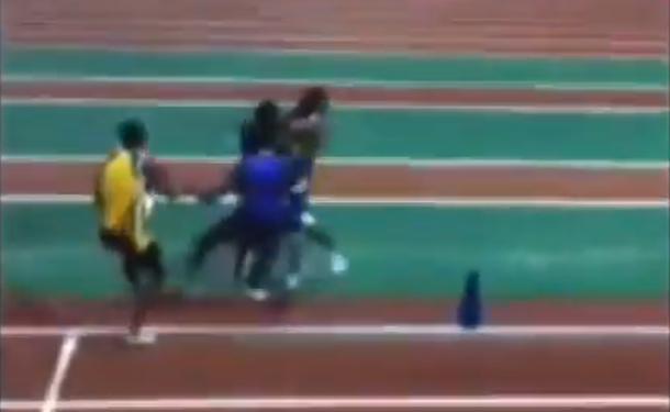 track brawl