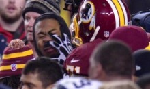 Trent Williams Smacked Richard Sherman Following the Seahawks-Redskins Wild Card Game (Video)