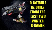 11 Notable Injuries from the Last Two Winter X-Games