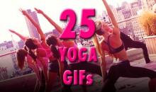 25 Yoga GIFs