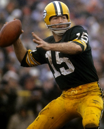 1 bart starr - super bowl winning quarterbacks