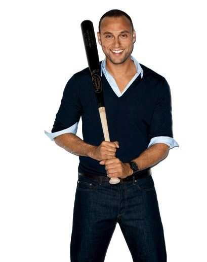 1 derek jeter - biggest ladies men in sports