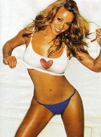 1 mariah carey (Jeter girlfriend) - biggest ladies men in sports