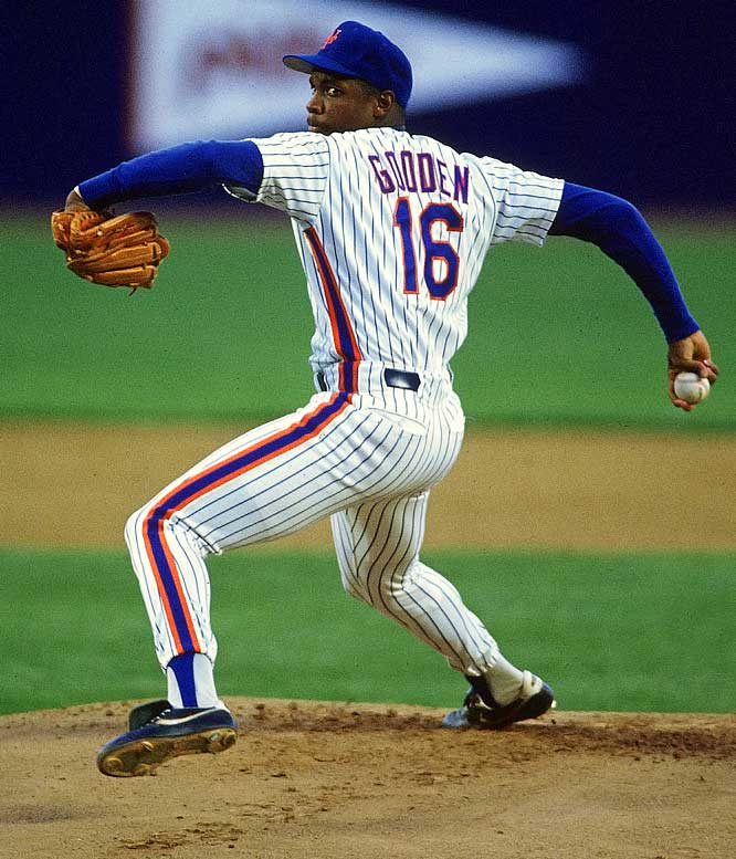 10 dwight doc gooden mets low pants high stirrups - worst sports uniform innovations