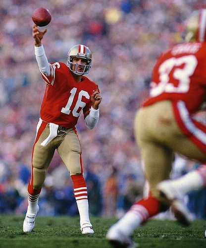 10 joe montana - super bowl winning quarterbacks