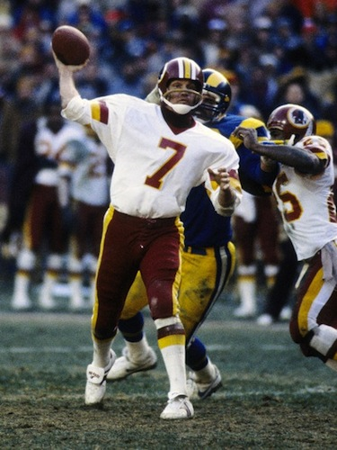 11 joe_theismann - super bowl winning quarterbacks