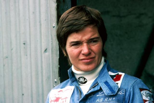 11 lella lombardi - female NASCAR drivers