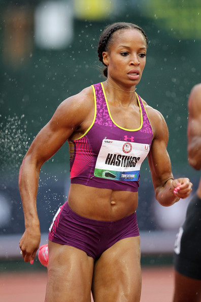 12 natasha hastings - fittest bodies in sports