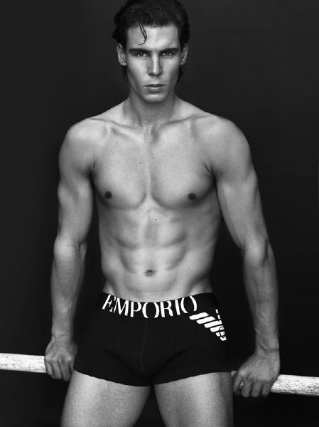 13 rafael nadal armani - fittest bodies in sports