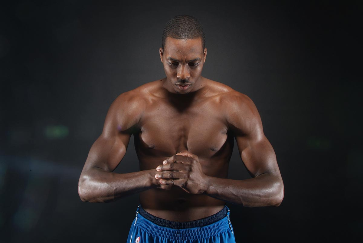 17 dwight howard - fittest bodies in sports