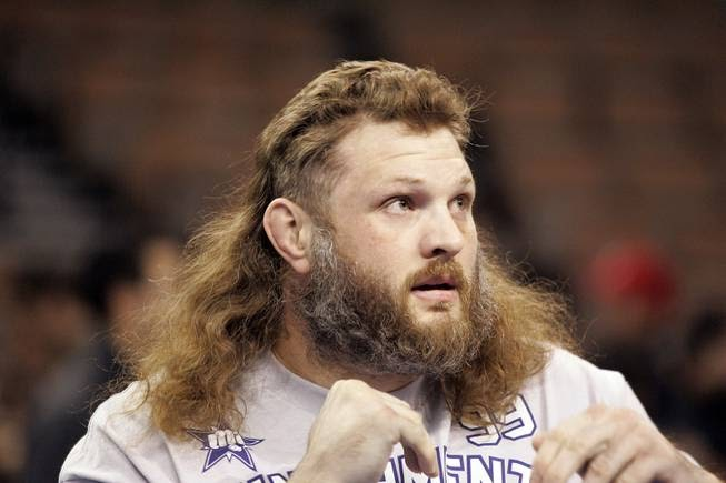 17 roy nelson - sports mullets