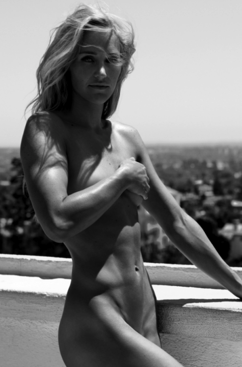 18 gretchen bleiler - fittest bodies in sports