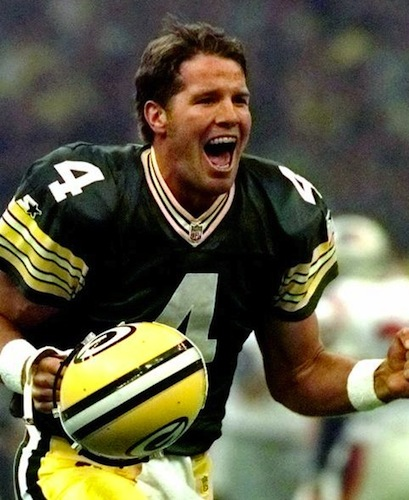 19 brett favre - super bowl winning quarterbacks