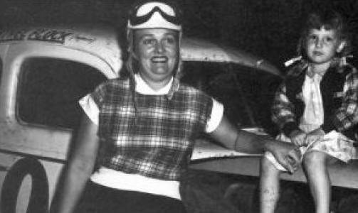 2 Ethel Mobley - NASCAR