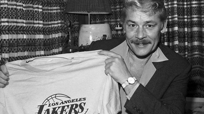 2 jerry buss lakers owner - winningest sports team owners