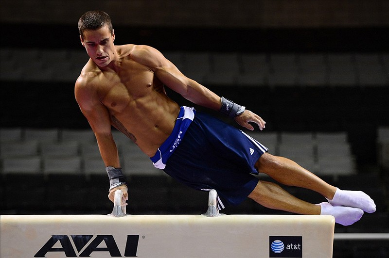 20 jake dalton (gymnastics) - fittest bodies in sports
