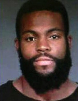 21 braylon edwards mug shot - sports mug shots