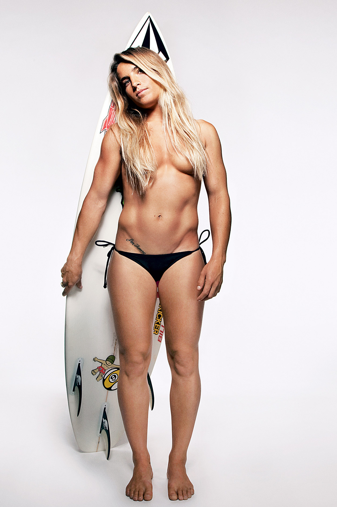 21 claire bevilacqua surfer - fittest bodies in sports