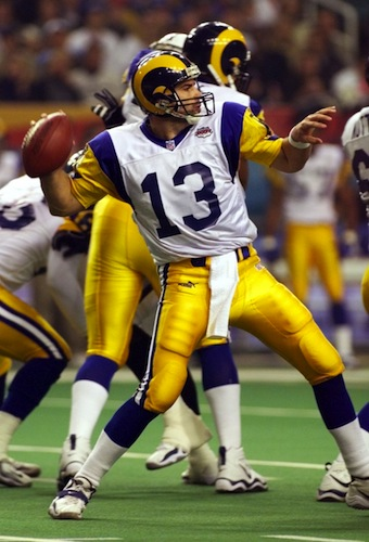 21 kurt warner - super bowl winning quarterbacks