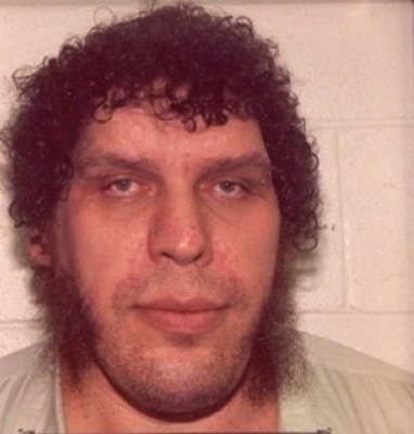 22 andre the giant mug shot - sports mug shots