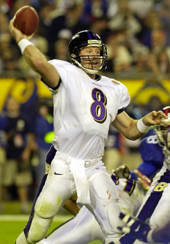 22 trent dilfer - super bowl winning quarterbacks