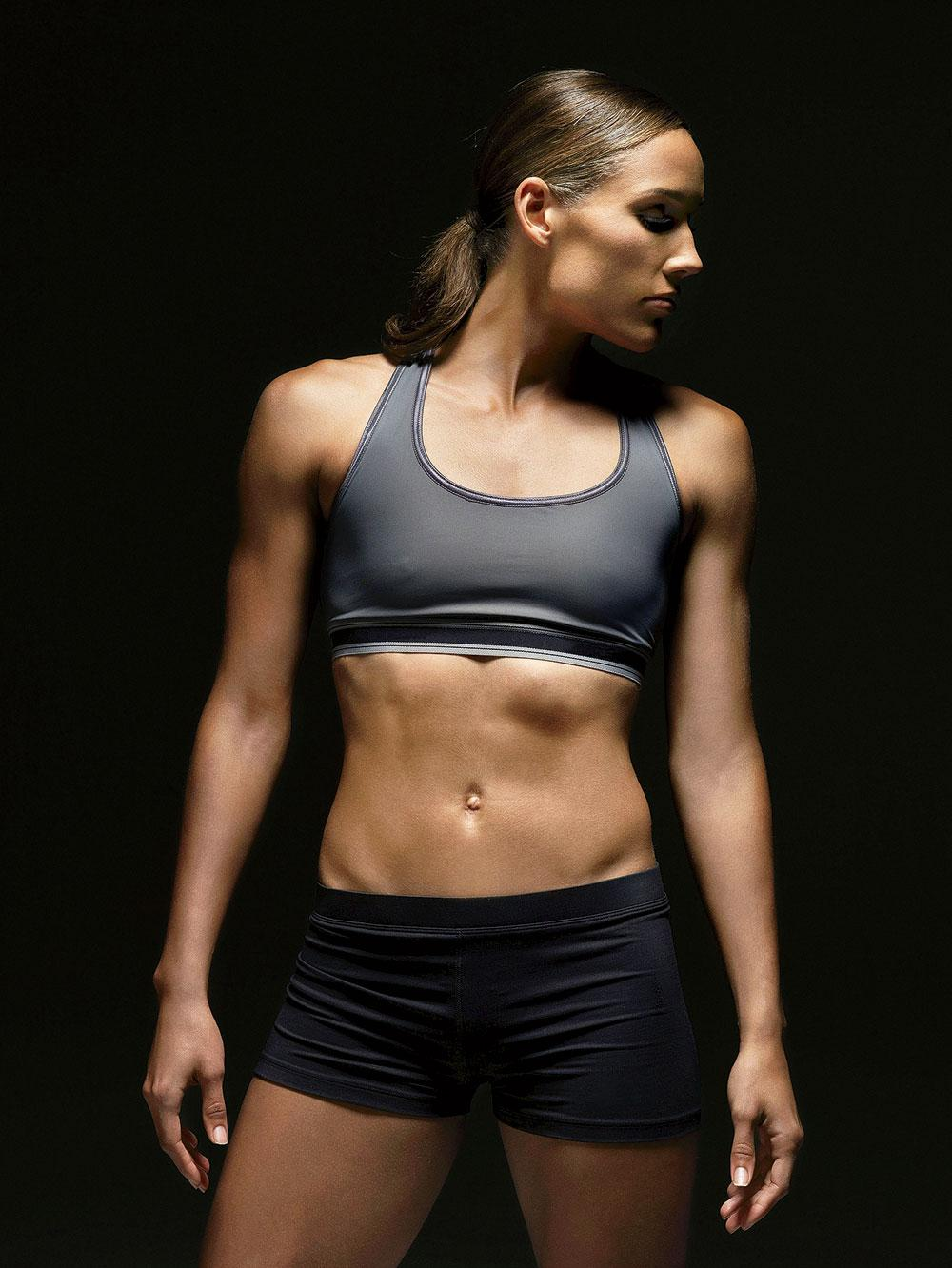 27 lolo jones - fittest bodies in spots