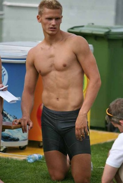 29 pascal behrenbruch (decathlon) - fittest bodies in sports
