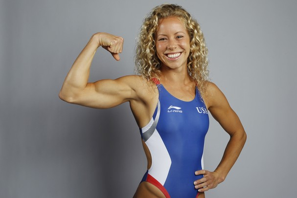 30 brittany viola (diving) - fittest bodies in sports