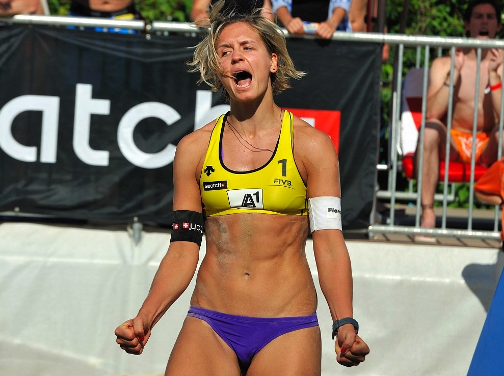 33 laura ludwig - fittest bodies in sports