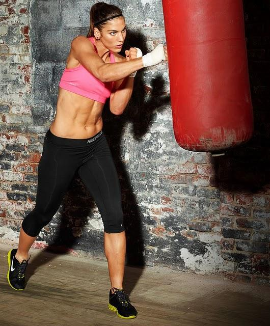 36 hope solo body - fittest bodies in sports