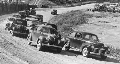 4 ann bunselmeyer vernon fairgrounds 1950 18:29 - female nascar drivers