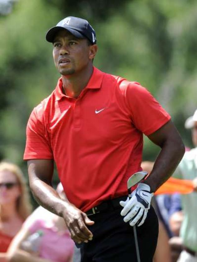 59 tiger woods - fittest bodies in sports