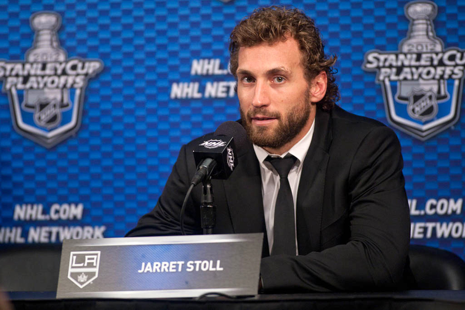 6 jarret stoll - biggest ladies men in sports