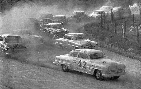 6 marian ragan 1954 nascar - female nascar drivers