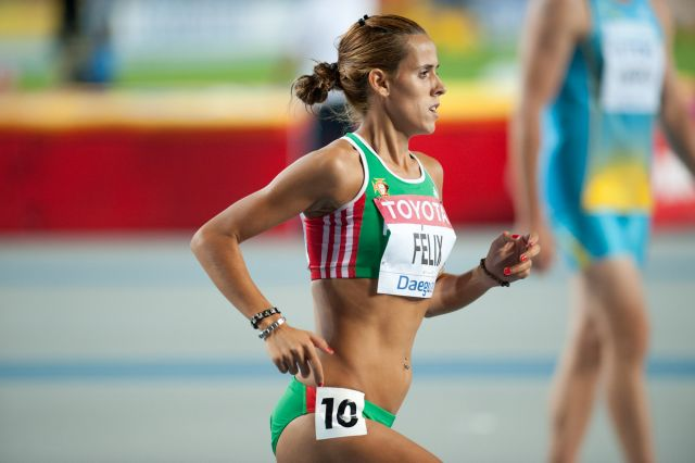 66 dulce felix (track) - fittest bodies in sports