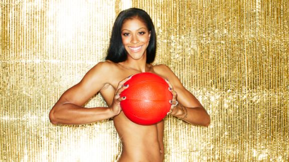 68 candace parker (body issue) - fittest bodies in sports