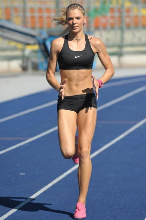 69 Ivona dadic - fittest bodies in sports
