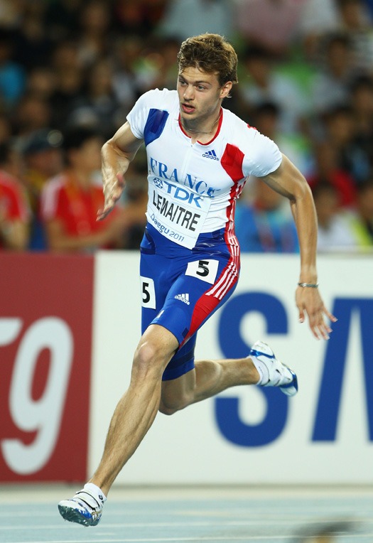 73 christophe lemaitre (olymic track) - fittest bodies in sports