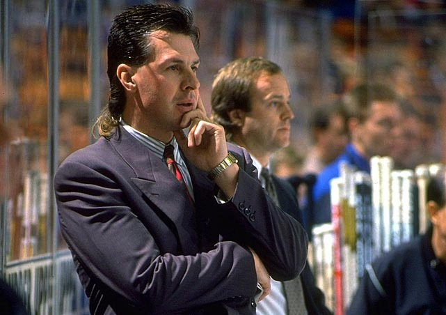 8 barry melrose - sports mullets