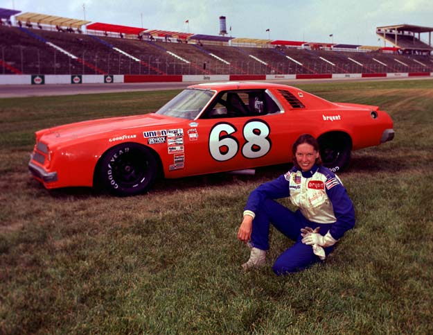9 Janet Guthrie - female NASCAR drivers