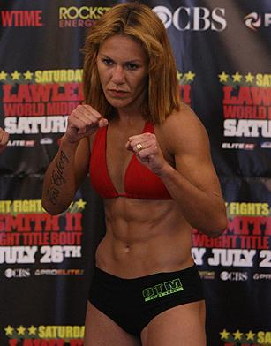 9 cristiane santos mma - fittest bodies in sports